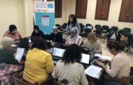 10 persones participen en el Curs d'Alfabetització Digital de l´Obsedi Maestrat Litoral a Santa Magdalena