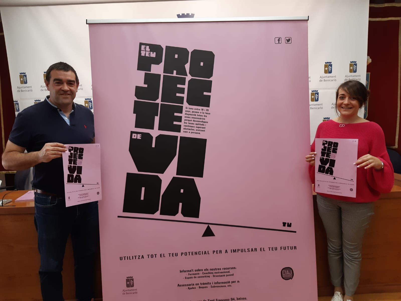 Benicarló impulsa una campanya informativa per a empoderar els joves