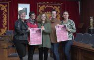 Vinaròs; roda de prems de la Regidoria de Política Social (programació del Dia I(nternacional de la Dona) 25-02-2020