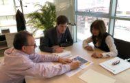 L'Ajuntament d'Alcalà-Alcossebre exposa l'ampliació de la Unitat de Respir a la Direcció d'Infraestructures de Serveis Socials