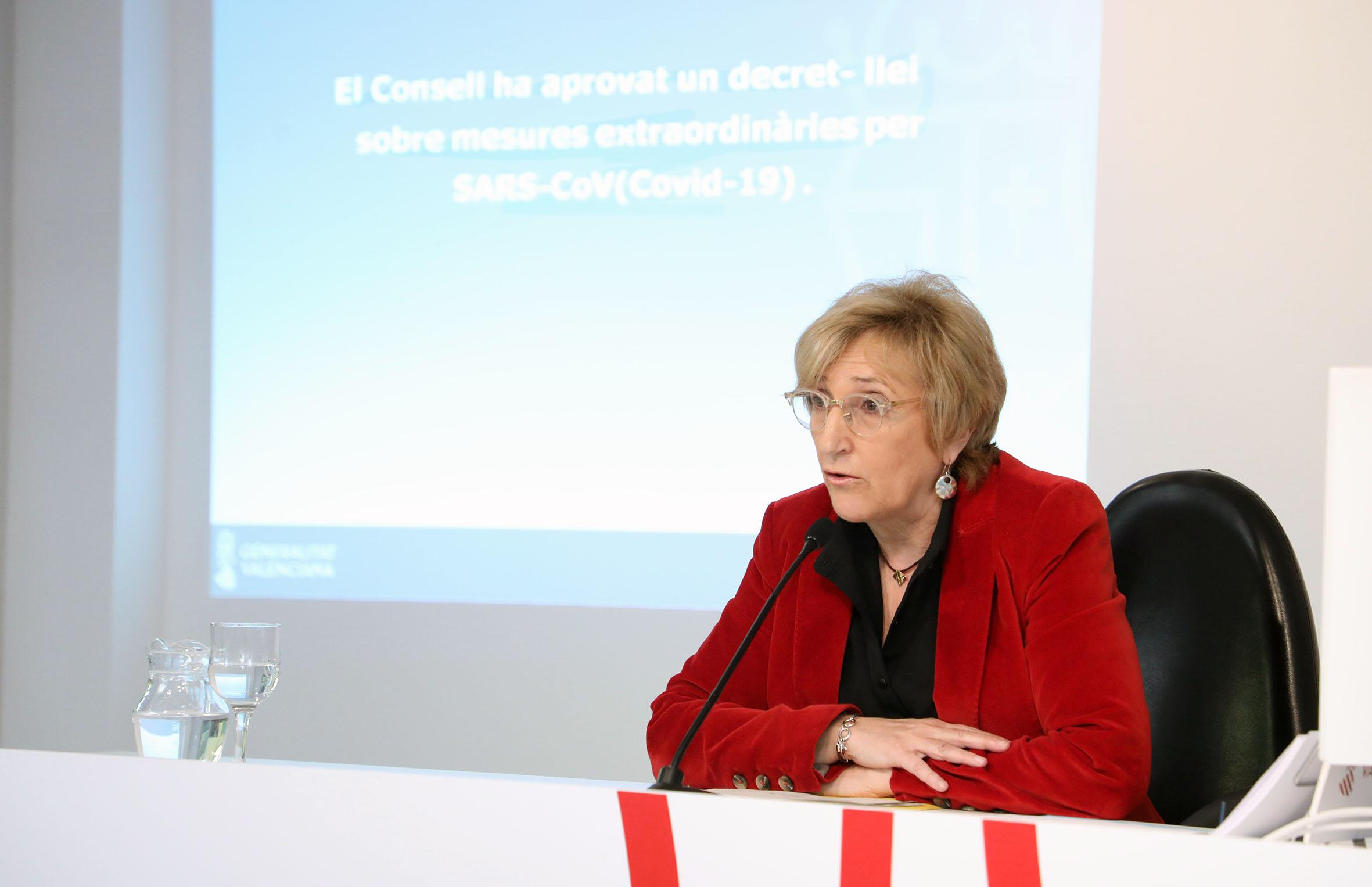 Sanitat confirma 584 nous casos positius de coronavirus en la Comunitat Valenciana