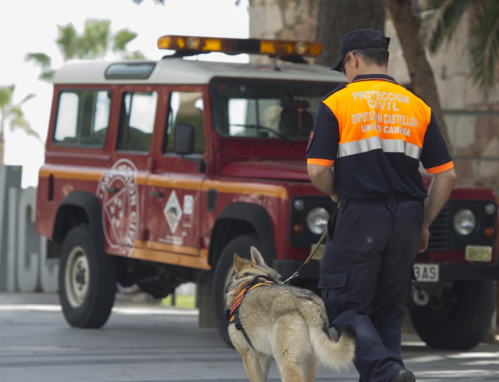 Els voluntaris de Protecció Civil de la Diputació portaran els medicaments a les llars dels malalts oncològics