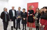 S'inaugura l'exposició de Santos 'Passió pel minimalisme' a Sofia