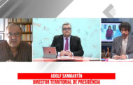 Adolf Sanmartín valora les primeres mesures econòmiques preses per l'executiu central