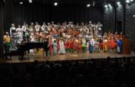 Benicarló; Concert del Ninot de la Coral Polifònica Benicarlanda i totes les seues seccions a l'Auditori Pedro Mercader 07-03-2020
