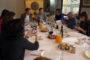 El president de la Falla El Caduf de Benicarló és nomenat Soci d'Honor de la Peña Calagurritana