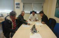 L'Ajuntament de Peníscola i el Centre d'Iniciatives Culturals signen un conveni de col·laboració per a fomentar la promoció cultural