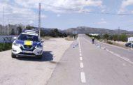 La Policia Local de Peníscola detecta durant el cap de setmana 119 vehicles als quals fa tornar a casa