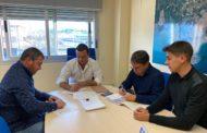 L'Ajuntament de Peníscola i l'Associació Musical Verge d'Ermitana signen el conveni per al finançament d'activitats