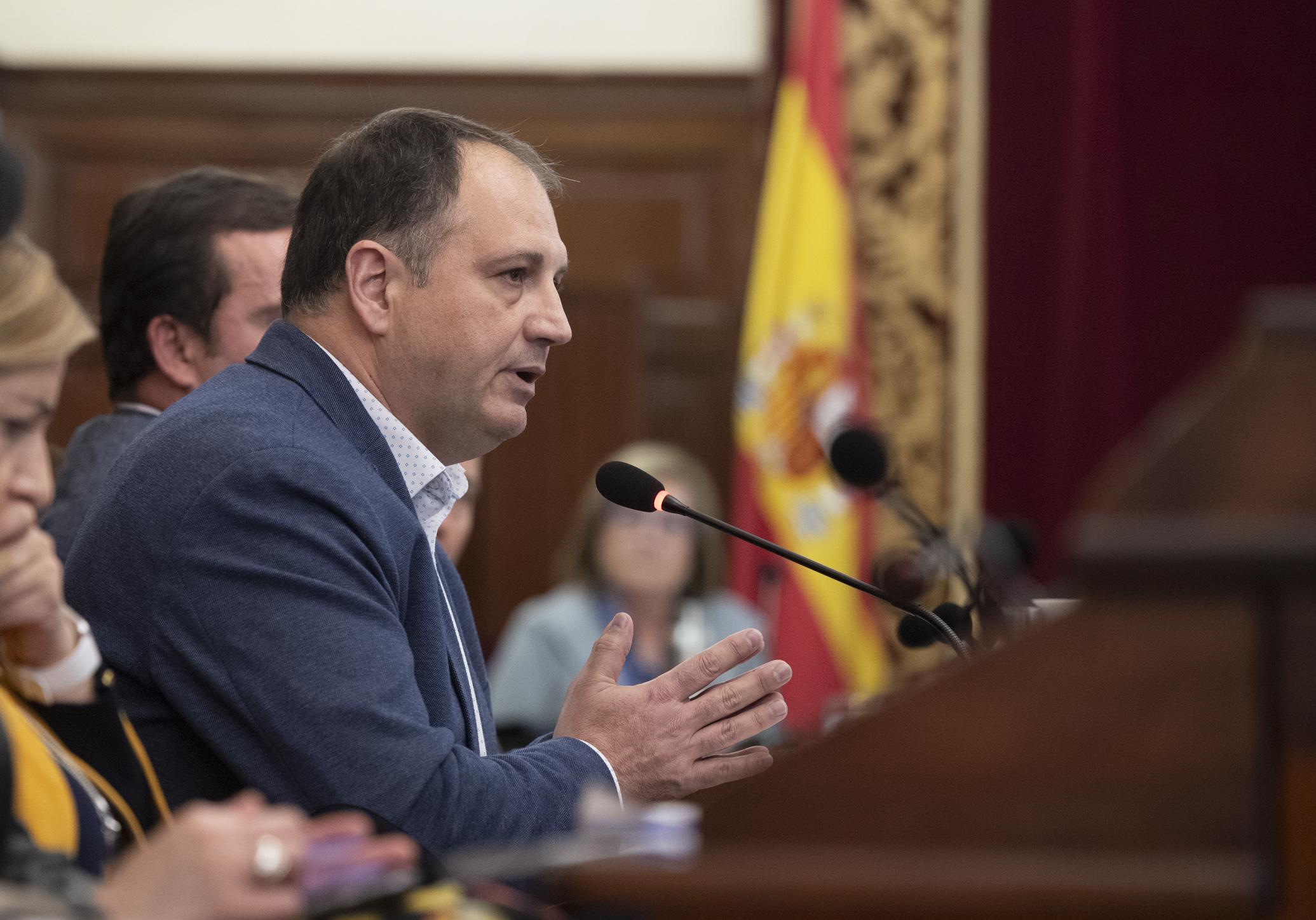 El PP demana la suspensió temporal del cobrament de tots els tributs