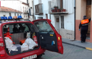 La Diputació i l'Ajuntament de Morella acorden que Protecció Civil porte la compra i les medicines a majors i pacients que estiguen en aïllament
