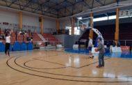 Benicarló adquireix dos noves cistelles per al Pavelló Poliesportiu Municipal
