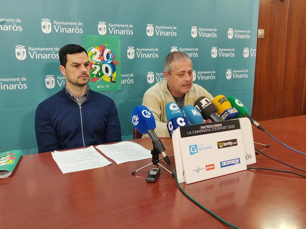 Vinaròs presenta la campanya d'Esport Popular 2020