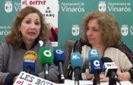 Vinaròs; roda de premsa de la Regidoria de Comerç 03-03-2020