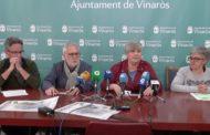 Vinaròs; roda de premsa de la Regidoria d'Educació 03-03-2020