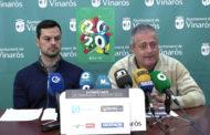 Vinaròs; roda de premsa de la Regidoria d'Esports 09-03-2020