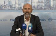 Vinaròs; roda de premsa del PP 10-03-2020