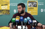 Vinaròs; roda de premsa de la Regidoria de Transició Ecològica 12-03-2020