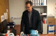 L'Ajuntament d'Alcalà- Alcossebre compra 3.000 màscares per a la població