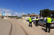 La Policia Local i la Guàrdia Civil continuen amb els controls de mobilitat