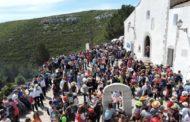 Peníscola ajorna la tradicional romeria de Sant Antoni