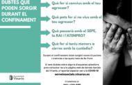 L'àrea de Serveis Socials de Vinaròs posa un telèfon per a resoldre dubtes durant el confinament