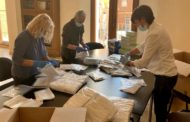 L'Ajuntament de Canet lo Roig distribueix una segona remesa de material sanitari entre la població