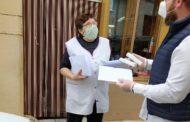 L'Ajuntament de Sant Jordi reparteix material de protecció sanitària a tota la població