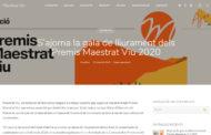 S'ajorna la gala de lliurament dels Premis Maestrat Viu 2020