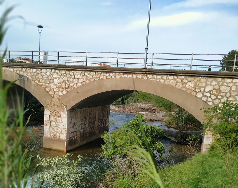 La Generalitat atén la petició de Sant Rafael i construirà la passarel·la per als vianants del pont sobre el riu Sénia