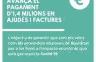 L'Ajuntament de Vinaròs ordena el pagament d'1,4 milions en ajudes i factures