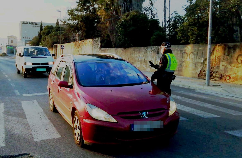 La Policia Local de Benicarló intensificarà els controls de cara als dies grans de la Setmana Santa