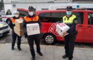 La Diputació destina prop de 150.000 euros a adquirir material de protecció per als 135 ajuntaments i 7 mancomunitats de la província