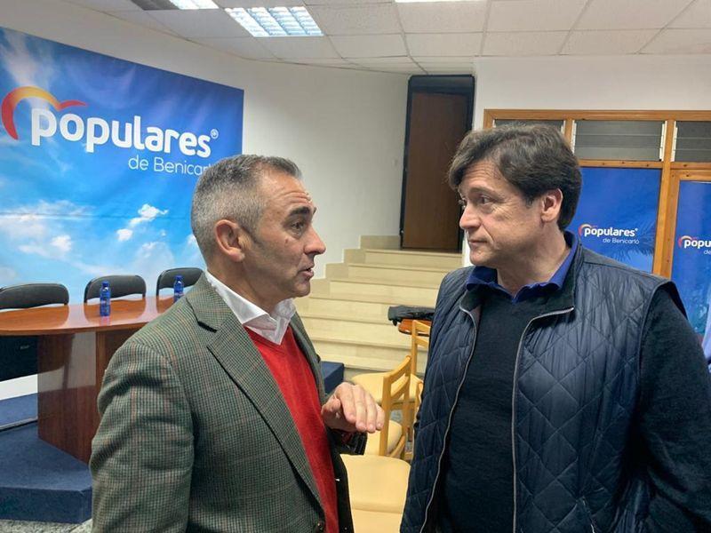 El PP de Benicarló reclama transparència en les dades de contagiats