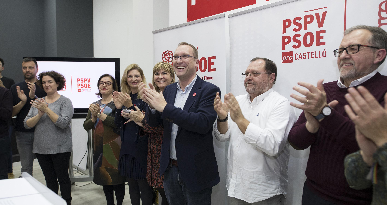 """Blanch: """"El PSPV-PSOE ha demostrat durant el primer any que és el més solvent per a afrontar les dificultats"""""""