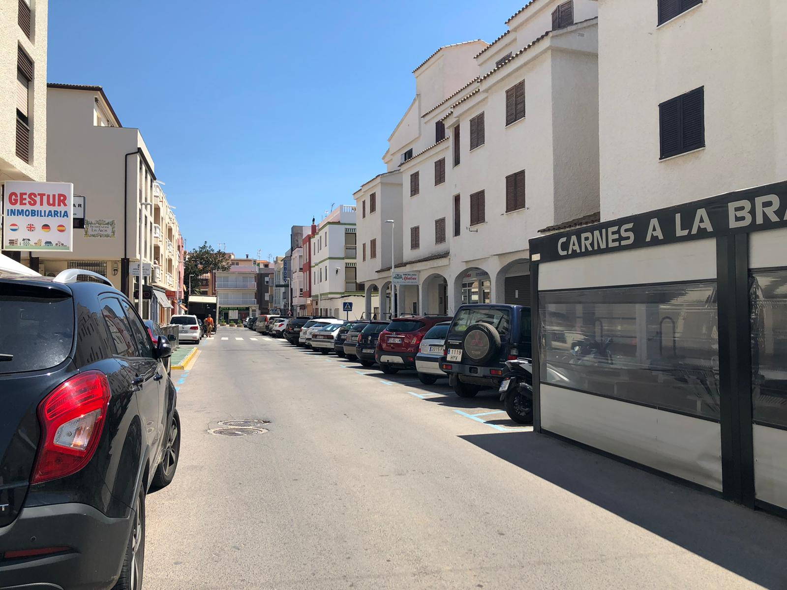 El centre d'Alcossebre serà peatonal però permetrà els vehicles de residents i per compres als matins