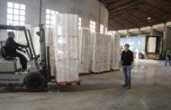 La Diputació recupera el 'Cocherón' com a centre de recepció i emmagatzematge de material de protecció