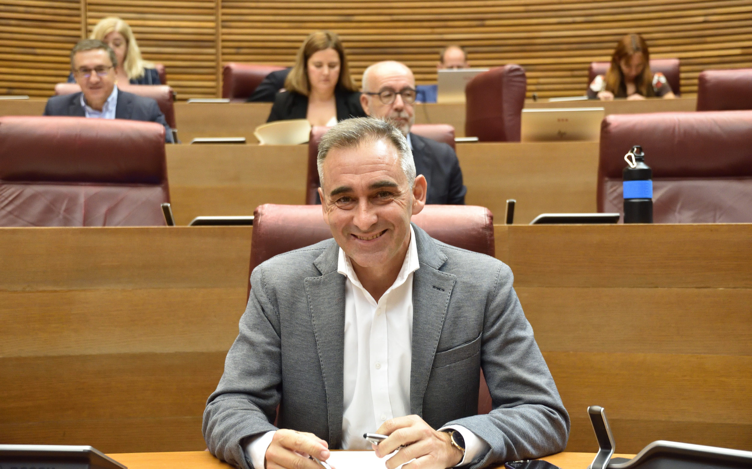 """Barrachina (PP): """"Cada rectificació de Puig i el PSOE crea pèrdues milionàries a les pimes i autònoms"""""""