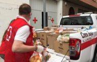 El Pla Respon de Creu Roja finançat per la Diputació beneficia al maig a 132 persones vulnerables
