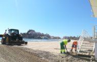 Peníscola impulsa un decàleg de normes d'ús de les platges per a l'inici de la temporada de bany