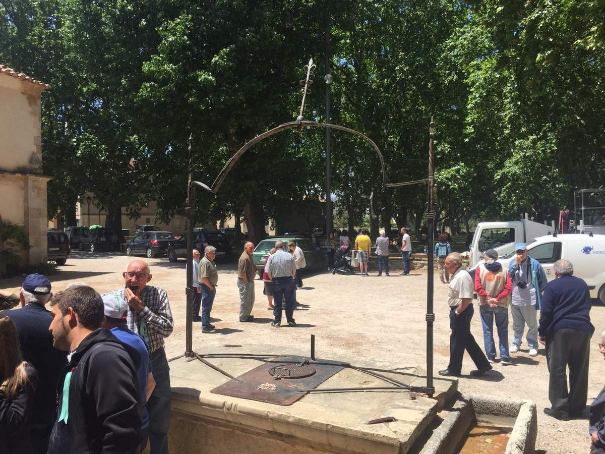 La Torre d'en Besora suspén la romeria de Sant Pau