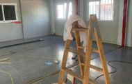 Conselleria desmunta l'aula prefabricada del CEIP Albert Selma de Santa Magdalena