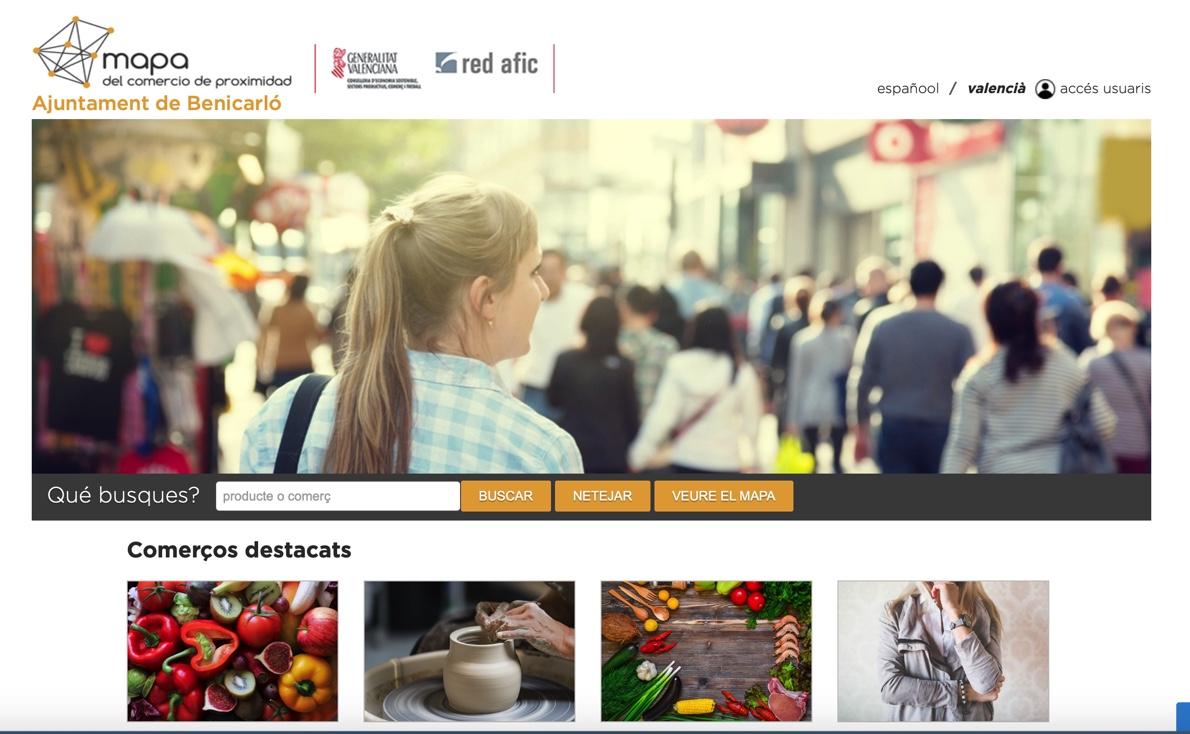 Comerç de Benicarló publica una guia amb més de 200 establiments que ofereixen serveis especials