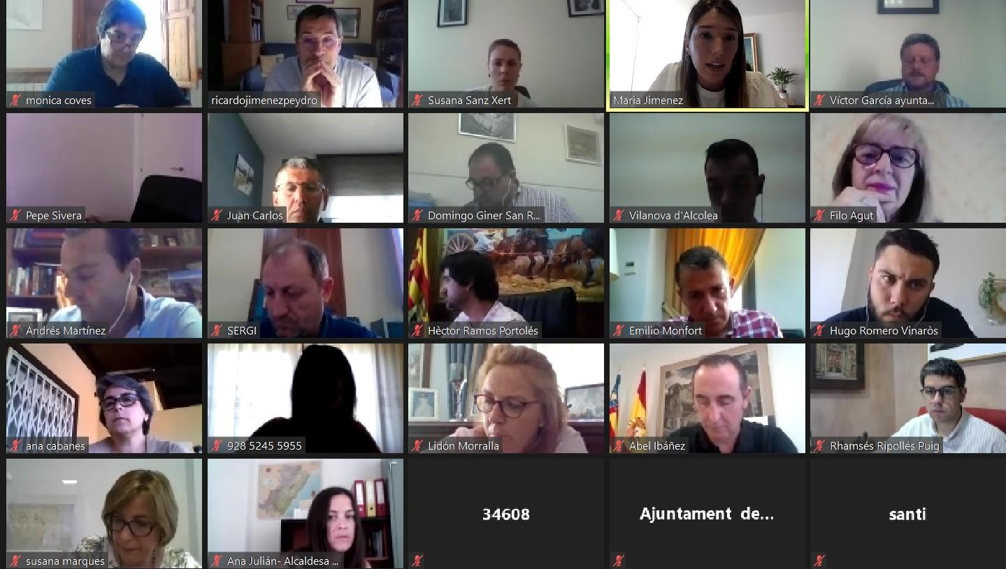 La Diputació de Castelló i els ajuntaments es coordinen per a lluitar contra els mosquits