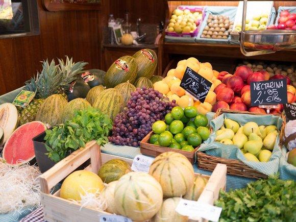 Compromís proposa al Govern una campanya de foment del consum de productes locals i de proximitat