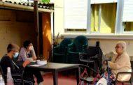 Primeres visites al Centre Geriàtric de Benicarló