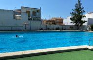 La piscina municipal d'Alcalà reobre les portes aplicant mesures de seguretat i higiene