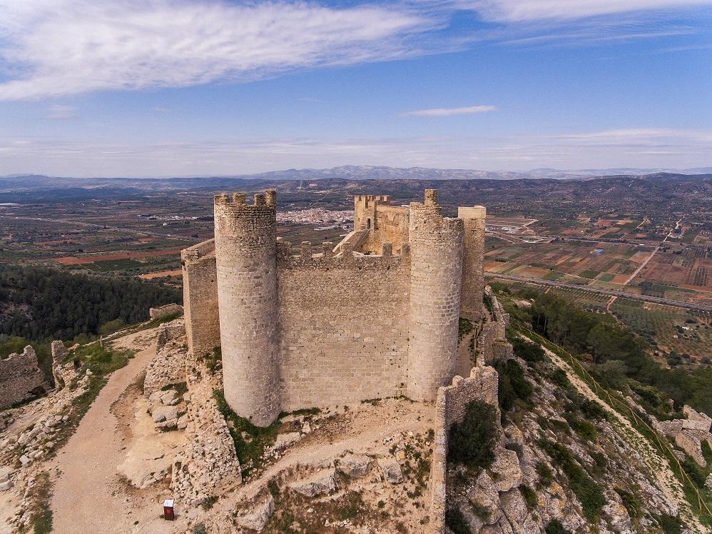 Alcalà-Alcossebre reprén les visites guiades al castell de Xivert i l'ermita de Santa Llúcia