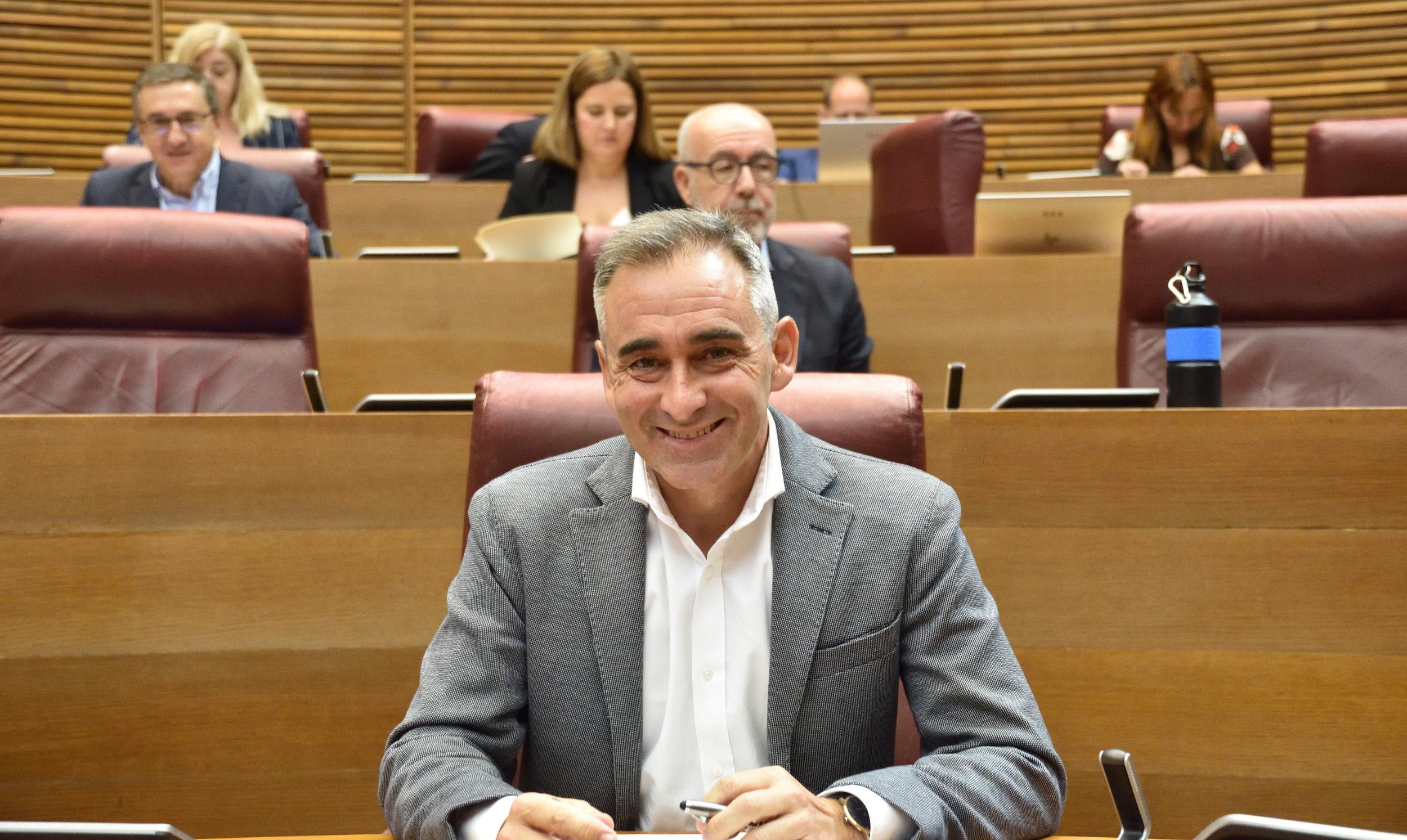 El PP 'exigeix' aÁbalosque deixe de 'bloquejar' les obres que va impulsar el PP aCastelló