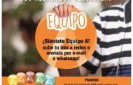 """Alcalà-Alcossebre distribuirà 3.000 cartells entre veïns i establiments per a l'acció """"Som Equip A"""""""